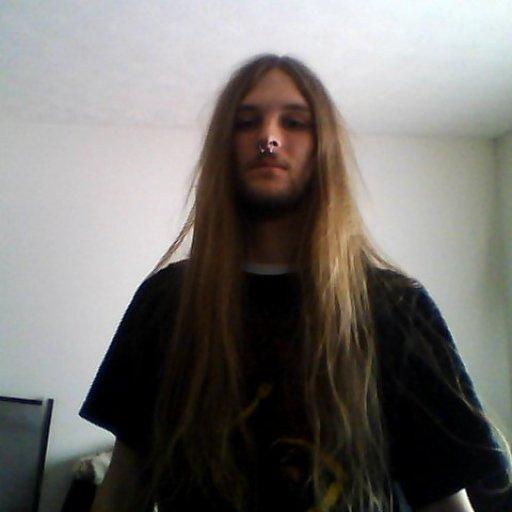 April, 28 2011 stopped brushing hair