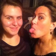 my daughter Ashlie will be 21 in two days!!!