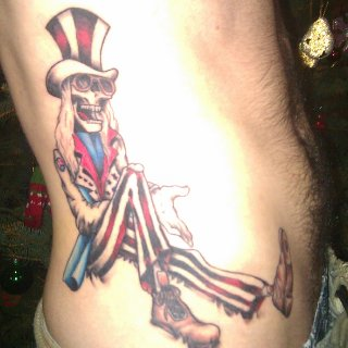 bobbys uncle sam