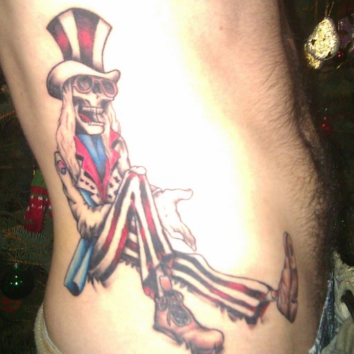 Bobby's uncle Sam