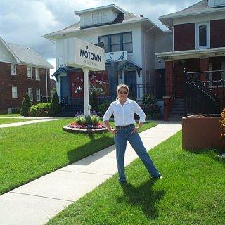At Motown USA Detroit Mi Aug 10 2011