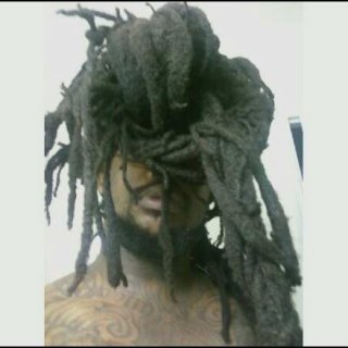 Dreadlock diversity !!!