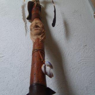 figura nativo y aguila