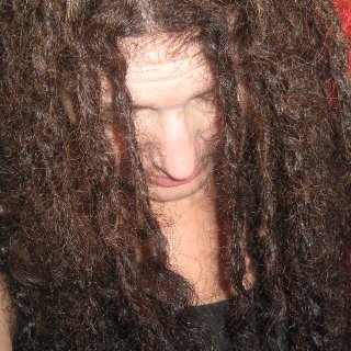 This is 9 days in TnR loosely done. It is frizzy like crazy.