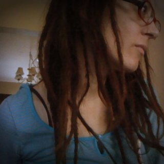 3 weeks old dreads