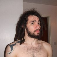 my previous dreads :)