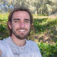 That's me, Sept 2011 Fraser Island