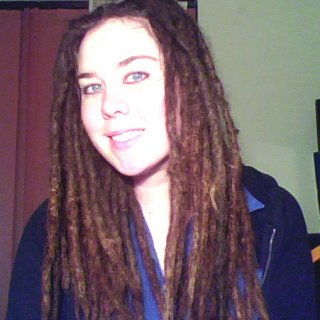 dreads almost 3 years old d