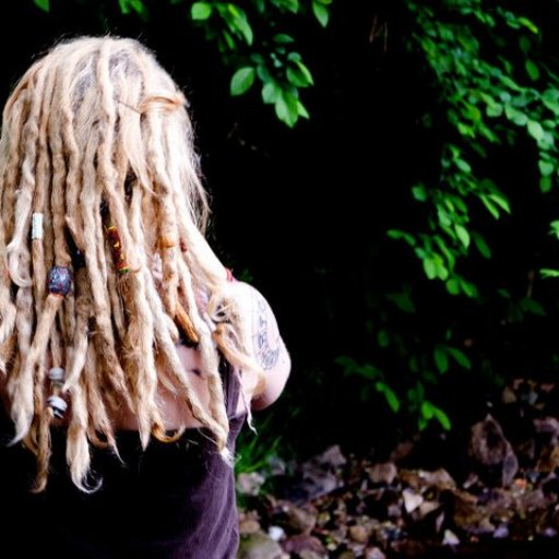 Natural dreads. Almost 3 years