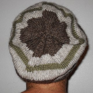 This is the 3rd hat I've knit!