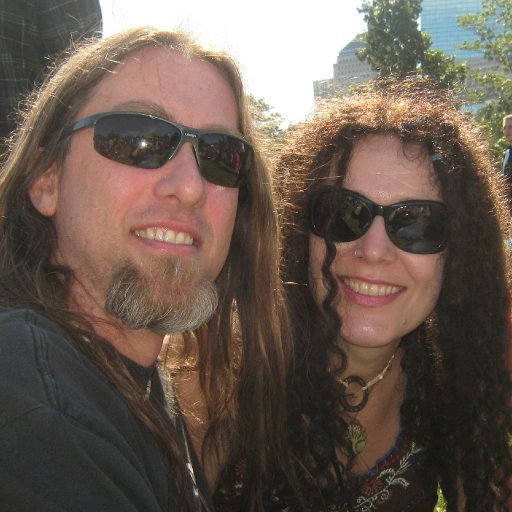 40 days-Me and John at Boston's Hempfest (Freedom Rally)