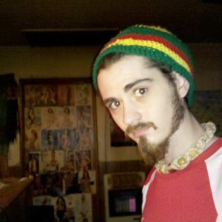 my rasta i got in the islands