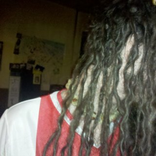nappy dreadlock