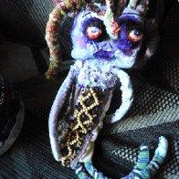 Cloth Art Dolls I like to create