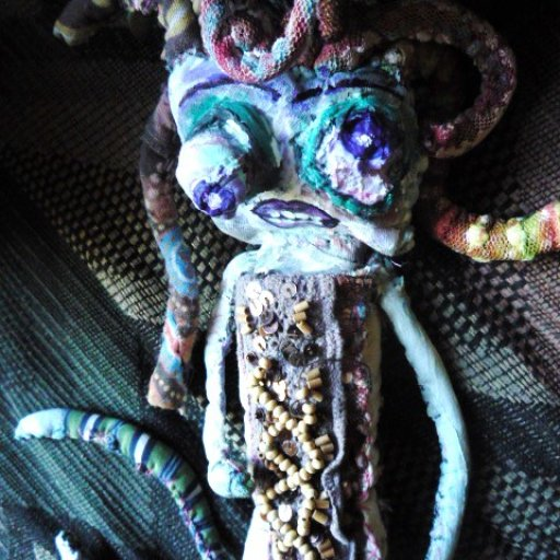 Cloth Art Dolls I like To Creat