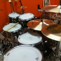 The Beat Lab with new Cymbals