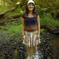 Walks in the creek