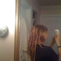 my last dreads