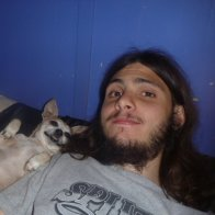 Paco an me chillin