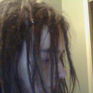 my natural dreads at 10 an a half months