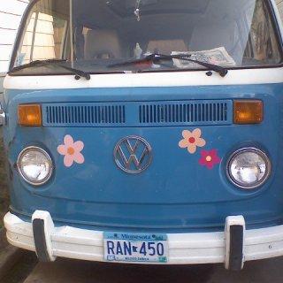 My dear sweet home on wheels.