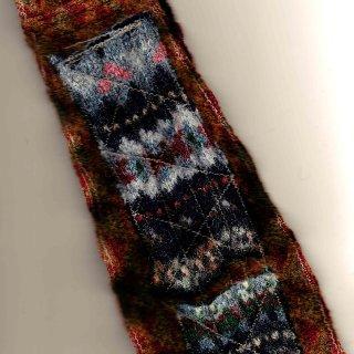 russet headband