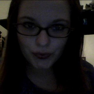 and you know as a Jersey girl I had to do some lame duck lips. lol