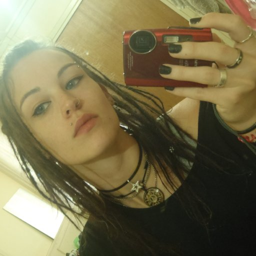 my dreads =]x