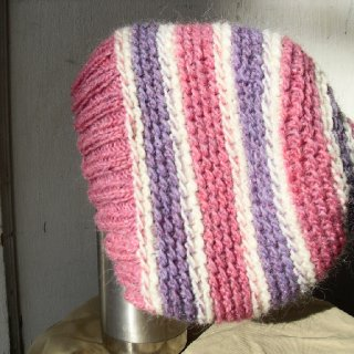 New winter inspired tam, 100% wool!   http://www.etsy.com/listing/86315125/beanie-slouchy-hat-dreadlock-tam-wool