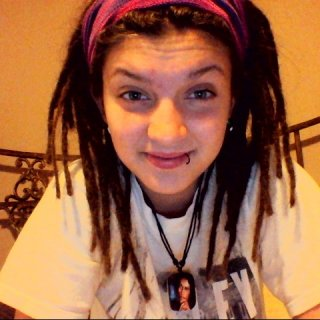 so day 1 of my dreadlock journey. started on 11/23/11