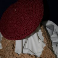 hat and scarf i made