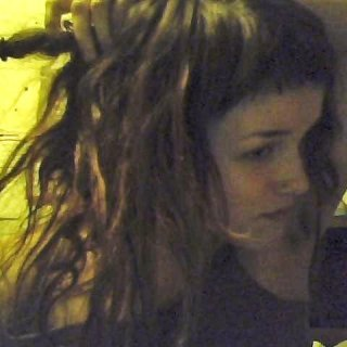 This dread is three months old! woo! <3 <3