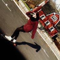 LOngbooarding in sweden =D