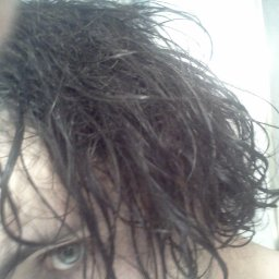 12\7\11 very happy with look.money can't buy the dreads I got in mind. Natural
