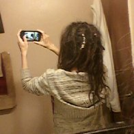 4 month old dreads