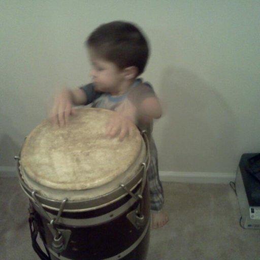 one my favorite little drummer boy jason my son