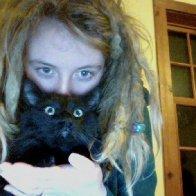 haha my kitty