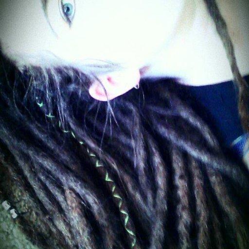 dreads!! :D