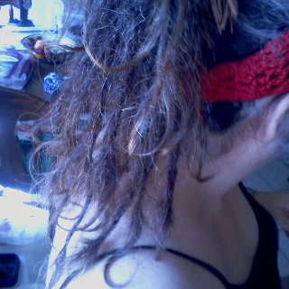 dreads second try