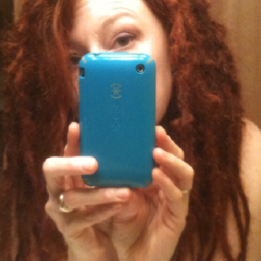 6 mo dreadiness with fresh henna