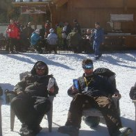Nothing better than a day on the mountain