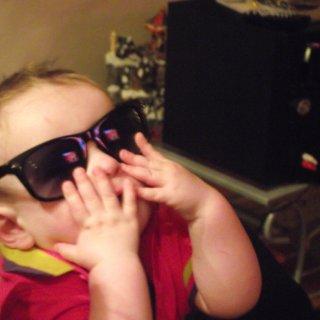 my beautiful, nephew soon to be godson! x