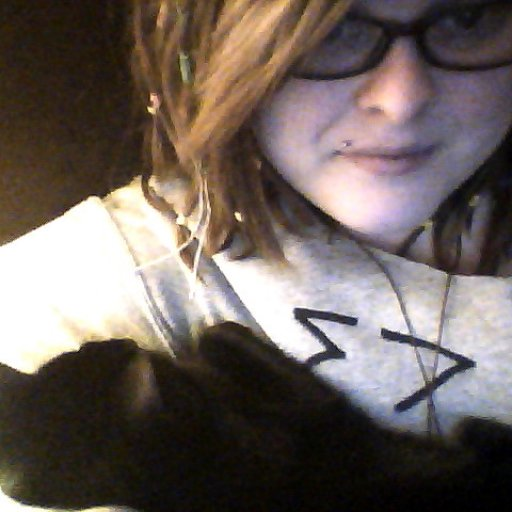 my panther kitty likes to eat my dreads