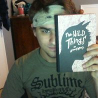 My Where The Wild Things Are book :D