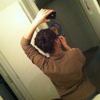 Twist Bun Hair Style #2