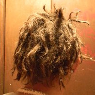 dreadlock journey