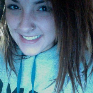 I finally went through with piercing my nose again and I lovvve it :)