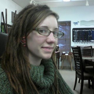 Me and my 5 month old dreads!