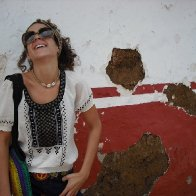laughing at walls