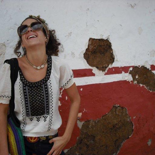 laughing at walls